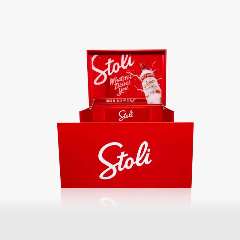 My Stoli κουτί για sneakers