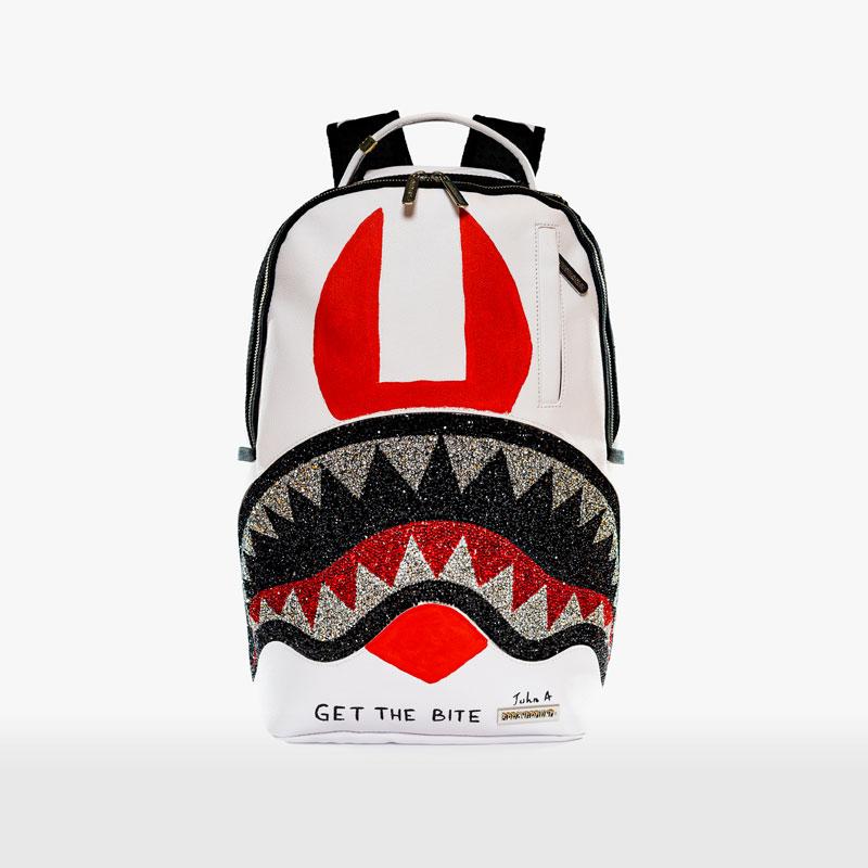 My Stoli Mule backpack white Sprayground