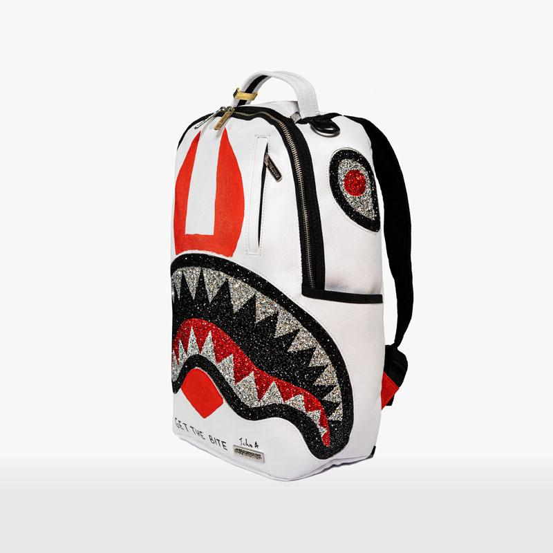 My Stoli Mule backpack white Spraygound