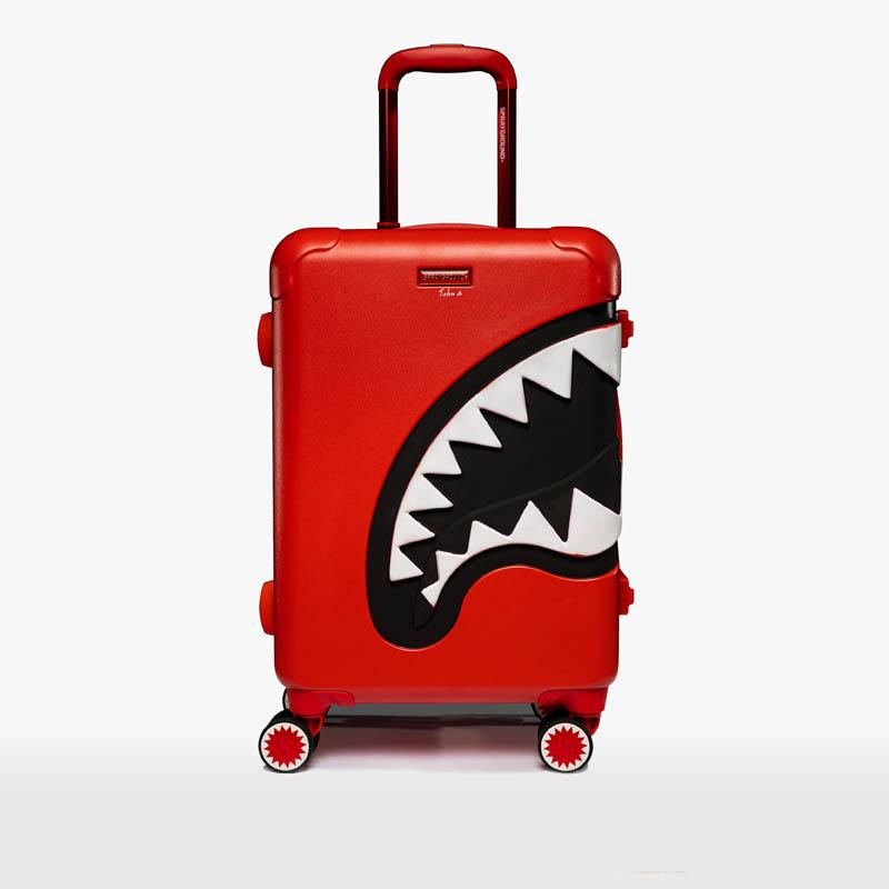 My Stoli Suitcase Sprayground Red